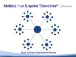 Framework of Dandelion Social Network